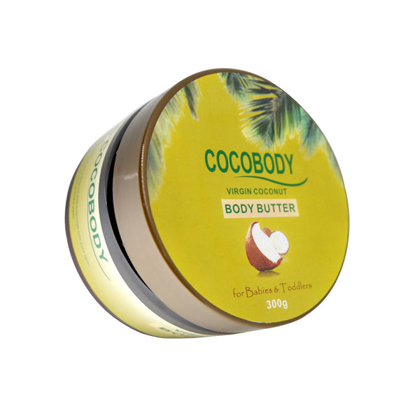 Body Butter for Babies and Toddlers