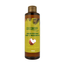Body & Massage Oil Chamomile