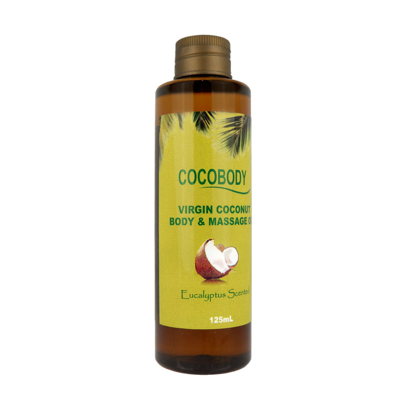 Body & Massage Oil Eucalyptus