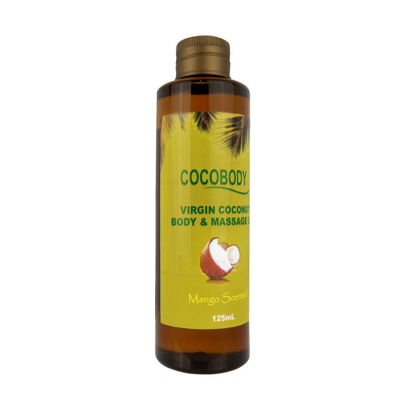 Body & Massage Oil Mango