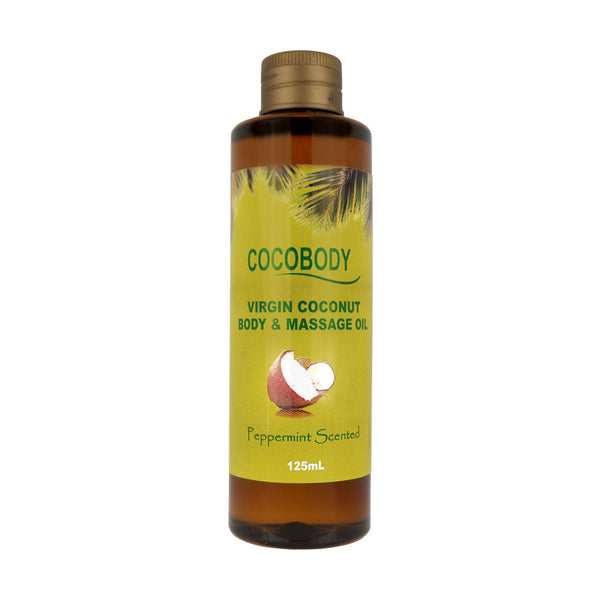 Body & Massage Oil Peppermint