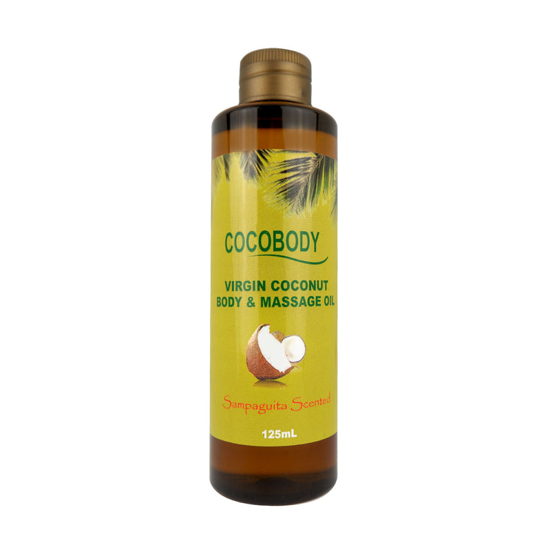 Body & Massage Oil Sampaguita