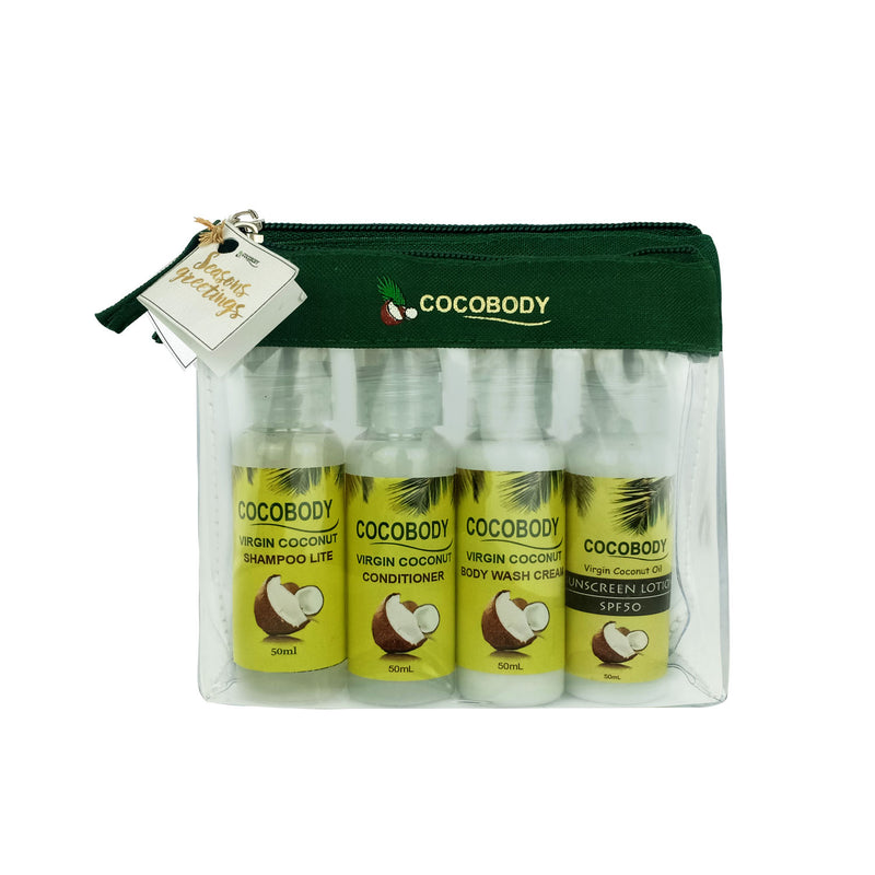Cocobody, Coco to Go Liquid Essentials Kit