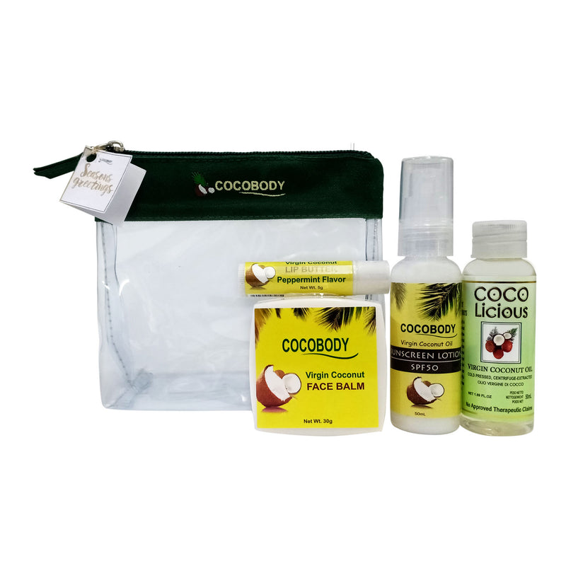 Cocobody, Coco To Go Starter Kit
