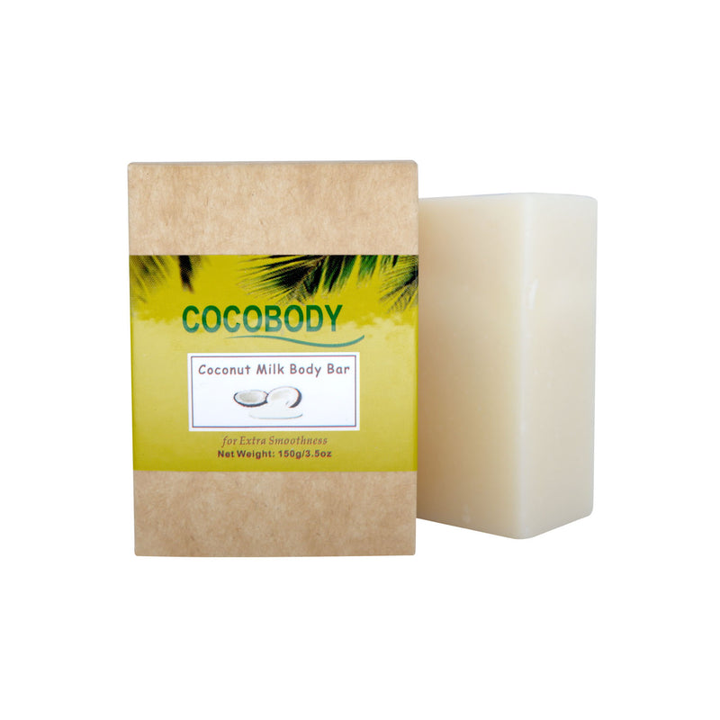 Virgin Coconut Handcrafted Soap Cocomilk 150g
