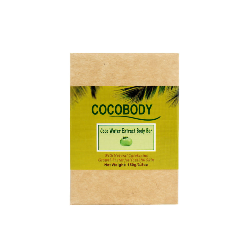 Virgin Coconut Handcrafted Soap Cocowater 150g