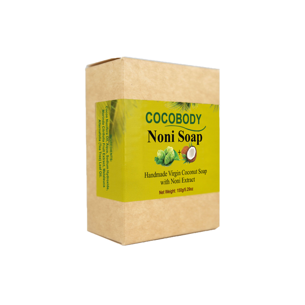 Cocobody, Soap Noni with Virgin Coconut 150g