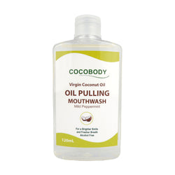 Cocobody Oil Pulling - Mouthwash
