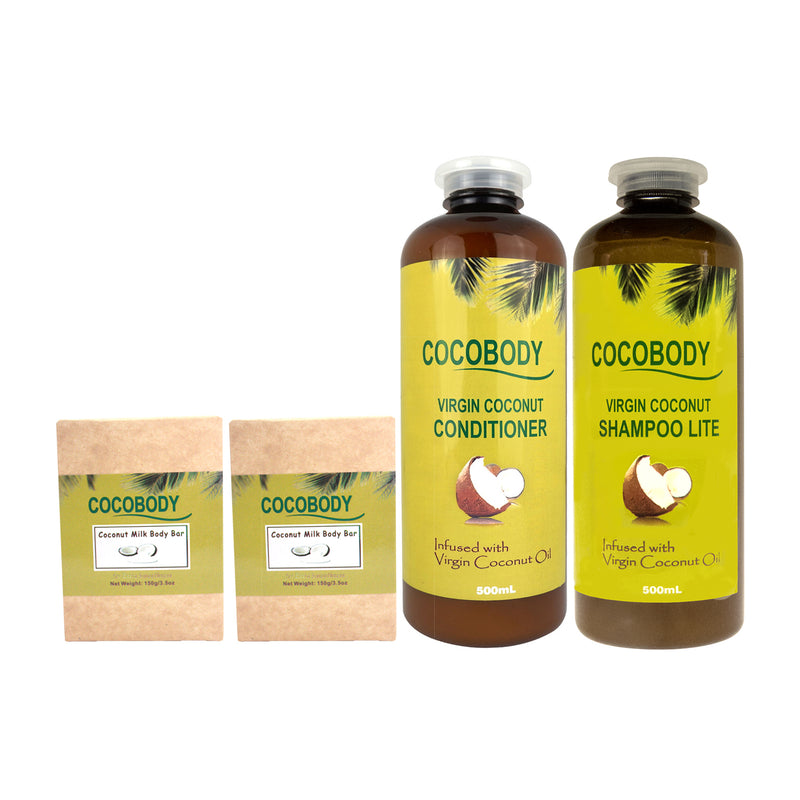 CocoBody and Bath Essentials #2