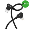 The Lightning Charging Cable (2 Pack)