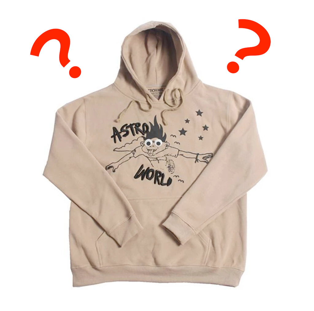 Travis Scott's Astroworld Merch - Where to Get it