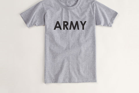 Army Vintage T Shirt