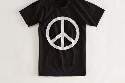 Peace Sign Vintage T Shirt
