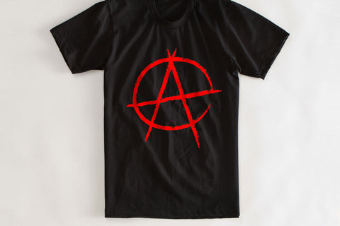 Anarchy Vintage T Shirt