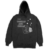 AstroWorld Thrills and Chills Hoodie Black or Beige