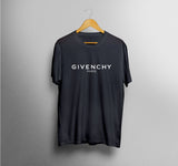 Givenchy Paris Thin Logo T Shirt