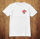 Red Velvet Island Flower T Shirt