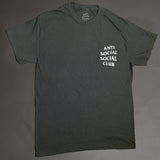 Anti Social Social Club Black and White Tee