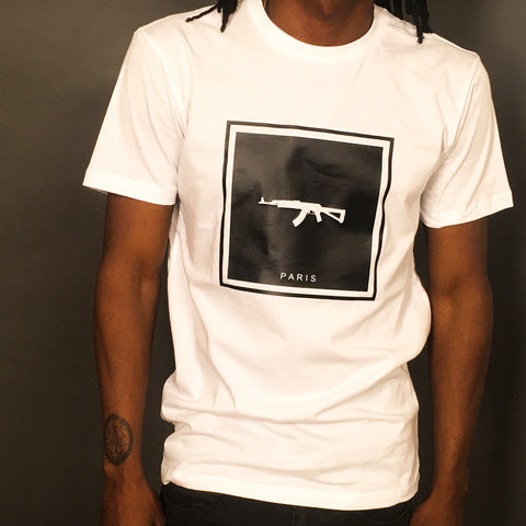 Machine Gun Paris Tee