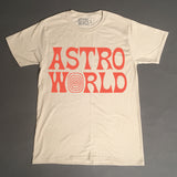 Out of This World Travis Scott Tee