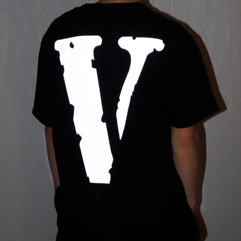 Reflective VLONE Friends- Tee