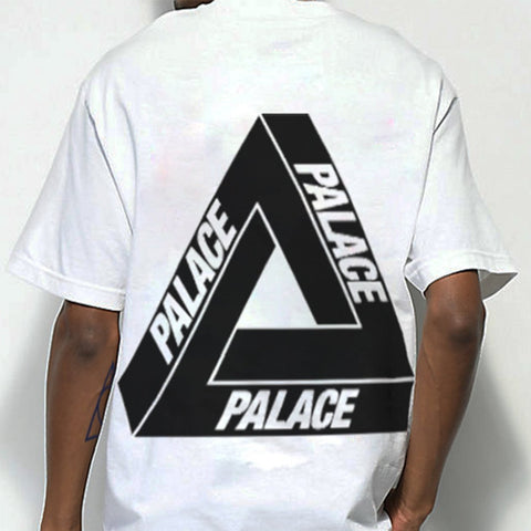 Variety Colors Classic Palace T-Shirts - Black Print