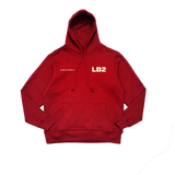 Red Lil Yachy LB2 Lil Boat Hoodie