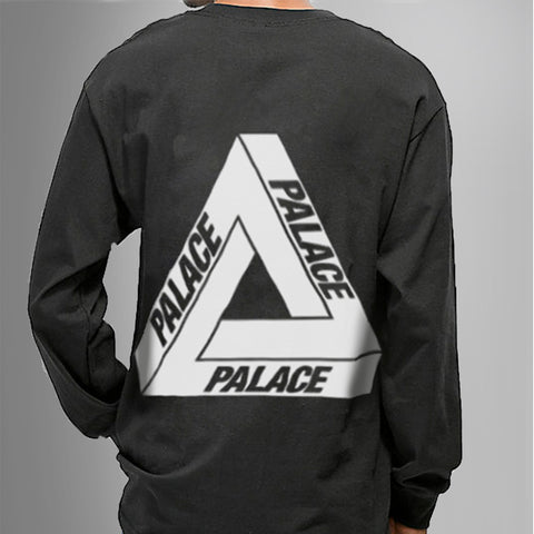 Variety Colors Classic Palace T Shirt - White Print