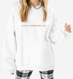 I Think Therefore I Am Billie Eilish Hoodie