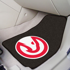 "NBA Teams 2-pc Carpet Car Mat Set 17""x27"" - Super Fan Cave"