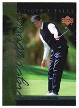 Load image into Gallery viewer, 2001 Upper Deck Golf Tiger Woods Tiger's Tales Insert Set (30) - Super Fan Cave