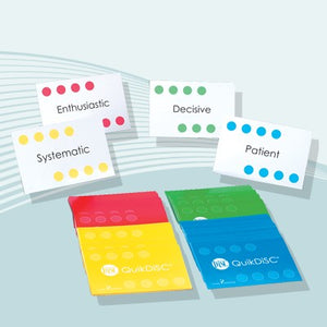 QuikDiSC® Card Game