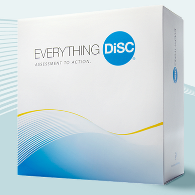 Everything DiSC® Work of Leaders Facilitation Kit