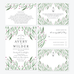 Spring Field Wedding Invitation Suite - Invitation - by Olivia Raufman for Skipt Paper Co.