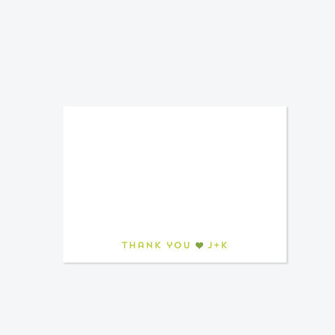 Neutra Notecards - Notecards - by Skipt Paper Co for Skipt Paper Co.