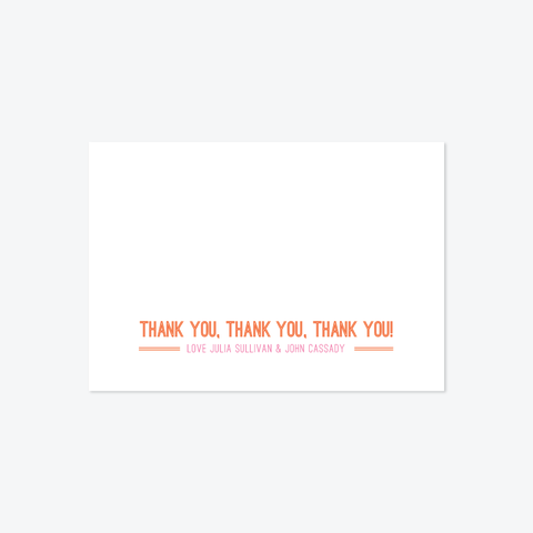 In Thing Notecards - Notecards - by Skipt Paper Co for Skipt Paper Co.