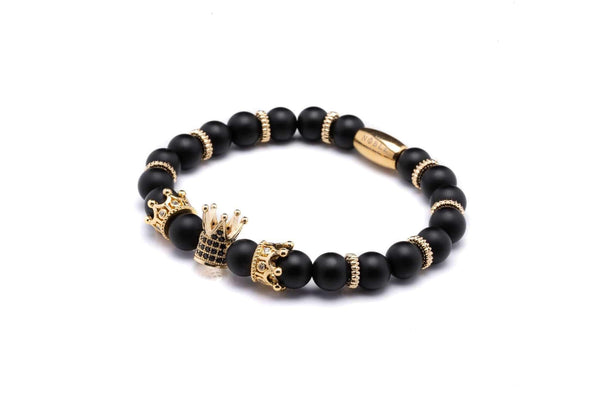 Barons Loyalty Gold Bracelet-TheNobleCircle
