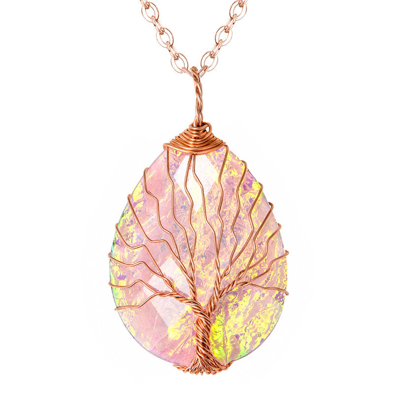 Tree Of Life Necklace Discounted