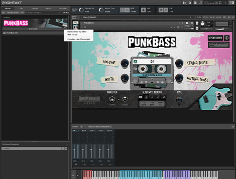 Installation Guide: PunkBass – SubMission Audio