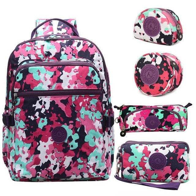 Young Women's School Laptop Backpack