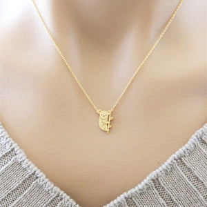 New Australian Koala Bear Necklace - Remember the Koala's