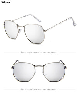 Steampunk Design Clear Luxury Sun Glasses