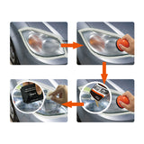 Headlight Restoration System DIY Repair Kit