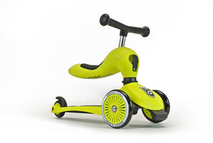 Scoot and Ride Highwaykick 1 - 2 in 1 Balance Bike / Scooter