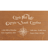 Clarks Hill Lake, Georgia & South Carolina