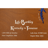Lake Barkley, Kentucky & Tennessee