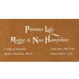 Province Lake, Maine & New Hampshire