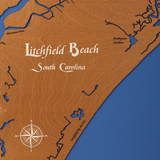 Litchfield Beach, South Carolina