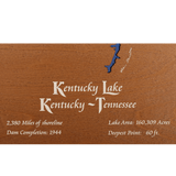 Kentucky Lake, Kentucky & Tennessee