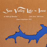 Sun Valley Lake, Iowa